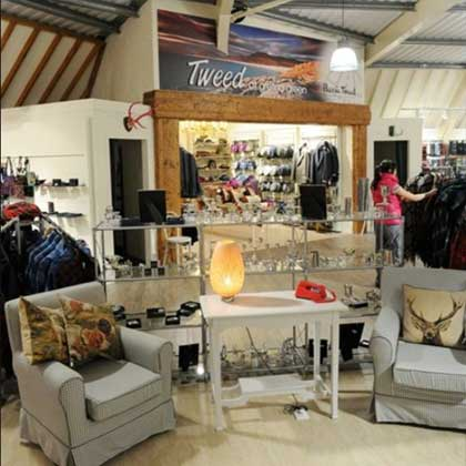 Where To Shop in Dumfries and Galloway