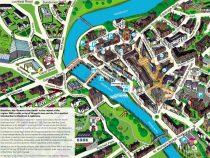 Dumfries map