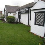 Gretna green famous blacksmith shop